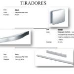 TIRADORES CAMAS ABATIBLES