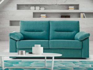 sofa cama modelo turquesa.Transporte gratuito