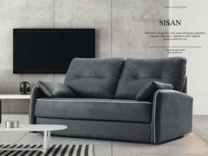 Sofá cama Modelo Sisan-TRANSPORTE GRATUITO